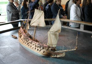Стокгольм, музей корабля Ваза. Stockholm, Vasa Museum