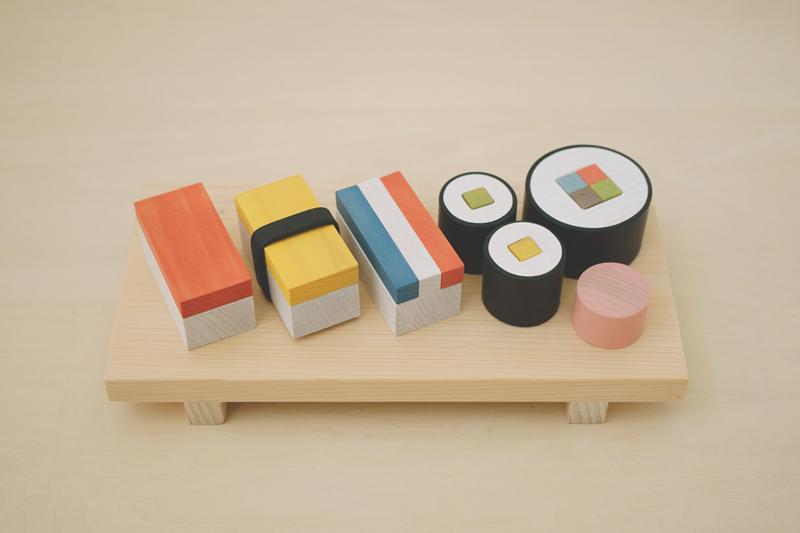 Детский игровой набор изготовления суши