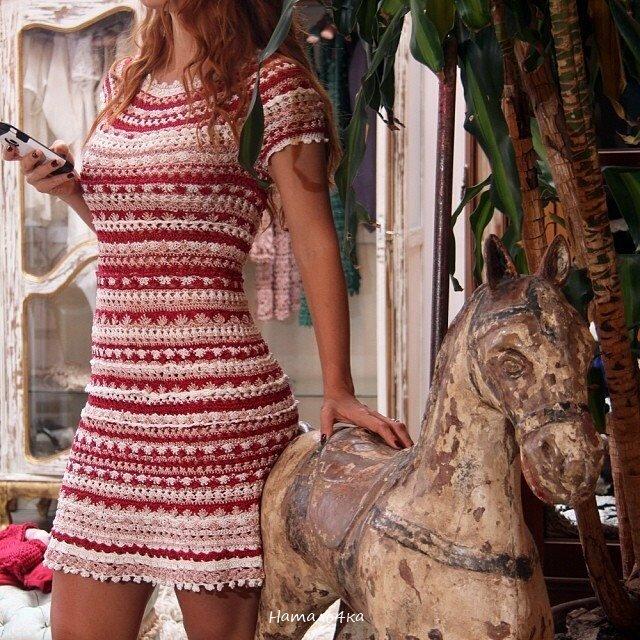 Ванесса монторо платье с сердечками