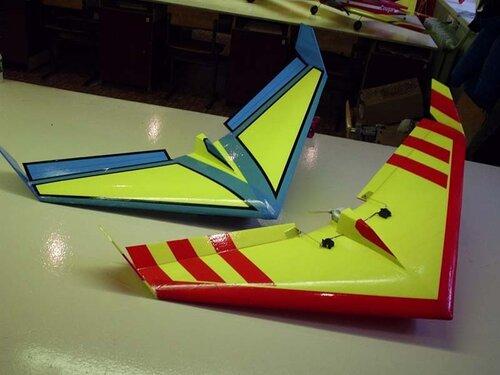 Как сделать модель самолета на радиоуправление6