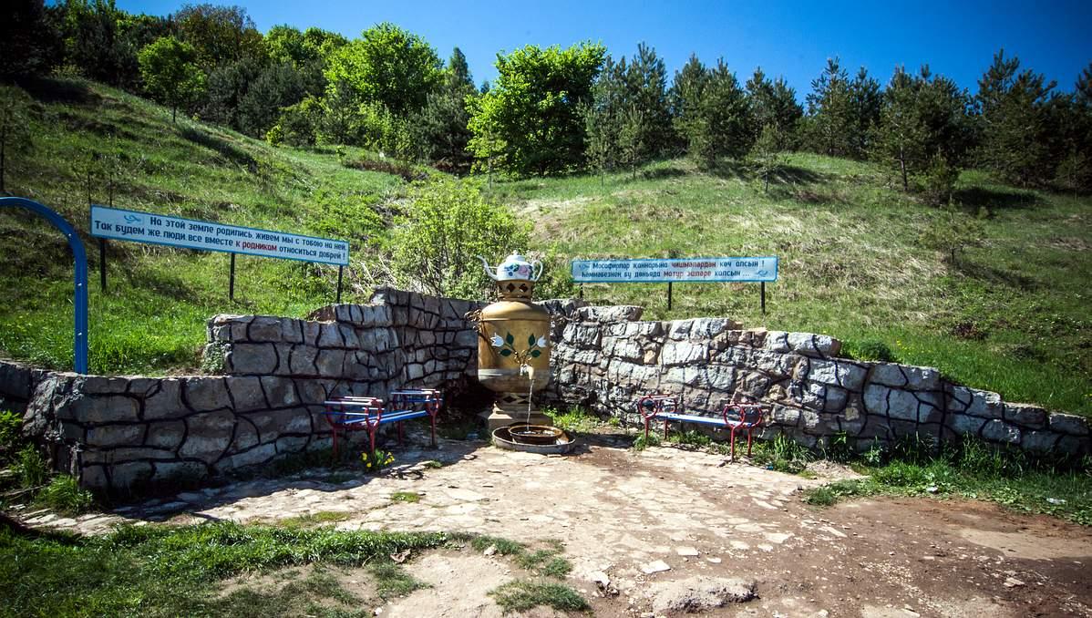 Родник у Малмыжки и самое чистое озеро Татарстана