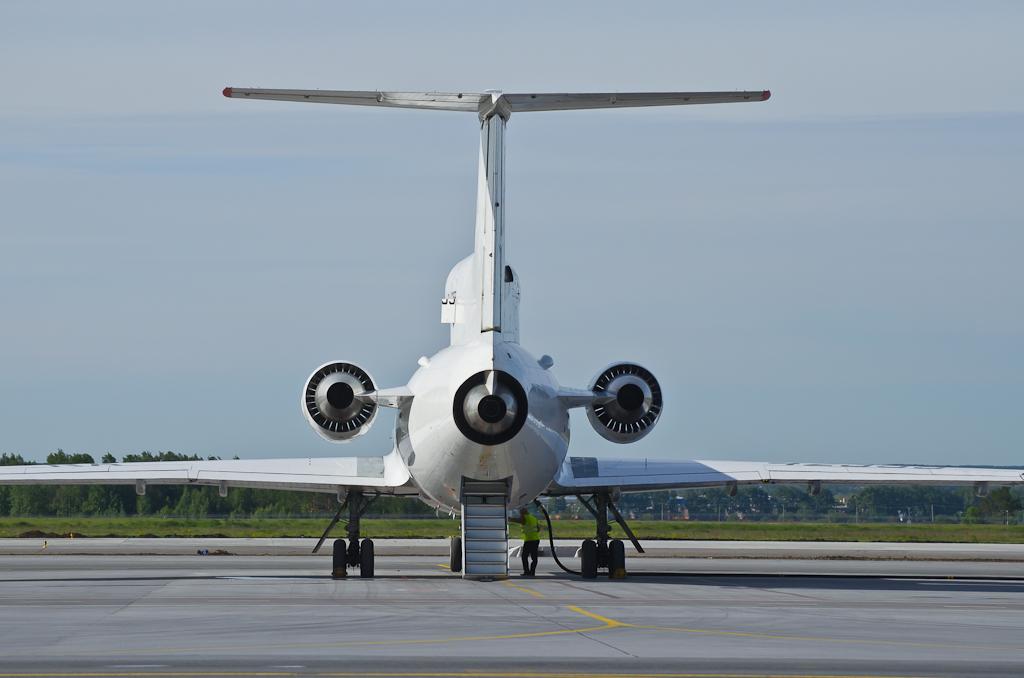 Грация авиатехники