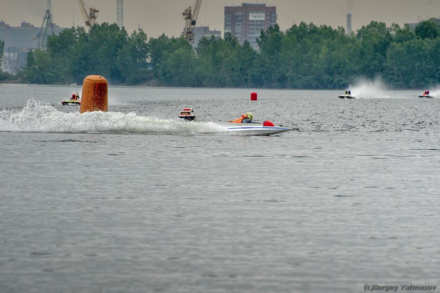 Чемпионат России 2013 10 миль и 2-й этап Первенства РФ 4х7,5миль
