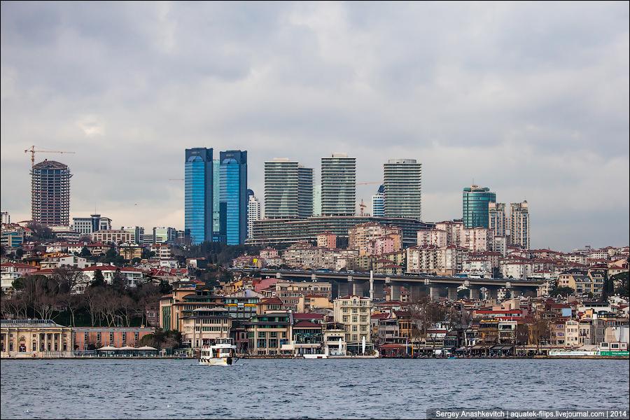 Не парадный Стамбул