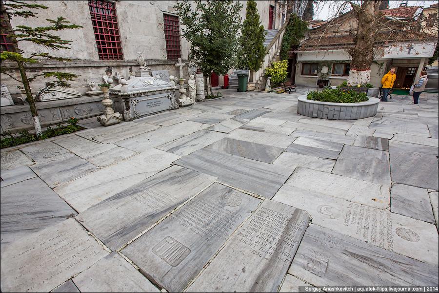 Нетуристические храмы Стамбула