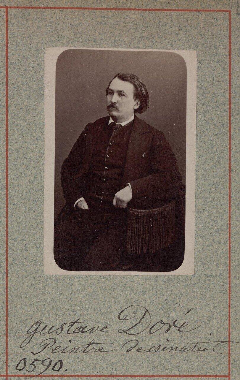 Поль Гюстав Доре (6 января 1832, Страсбург — 23 января 1883, Париж) — французский гравёр, иллюстратор и живописец