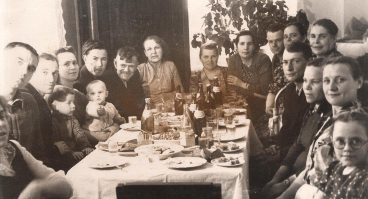 1959. Житомир. Новоселье на ул. 1-е Мая
