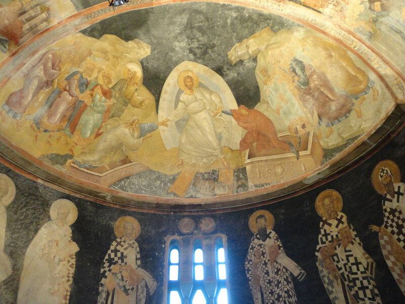 Православные храмы Константинополя