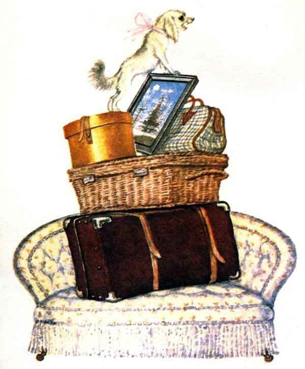 Диван чемодан