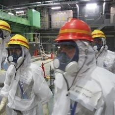 """Строители вернули """"Фукусиму"""" в 2011 год"""