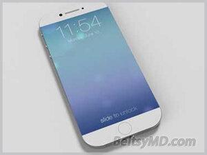 В сеть просочились изображения предположительно iPhone 6