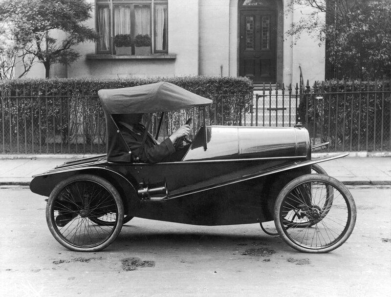The Lightcar