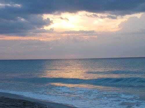 Океан Варадеро (Кубинский дневник)