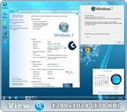Windows 7 Ultimate x86/x64 STRAero by Golver 10.2013 2DVD RUS