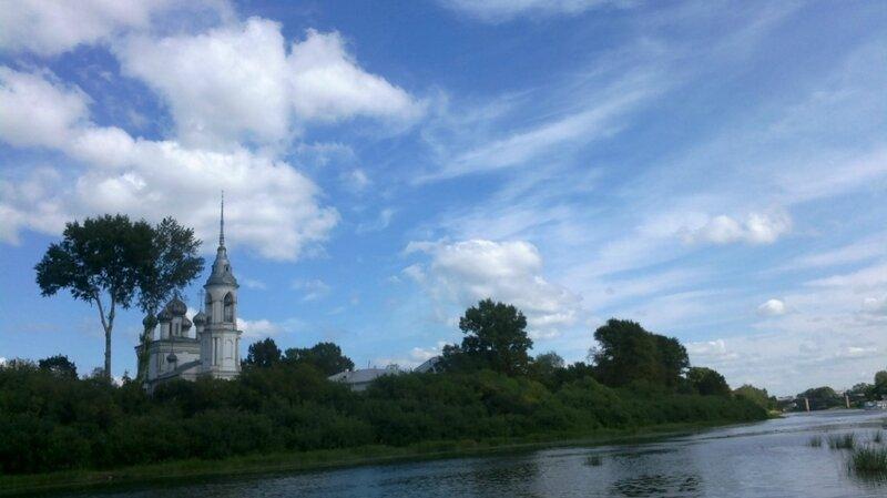 Церковь Сретения на Набережной