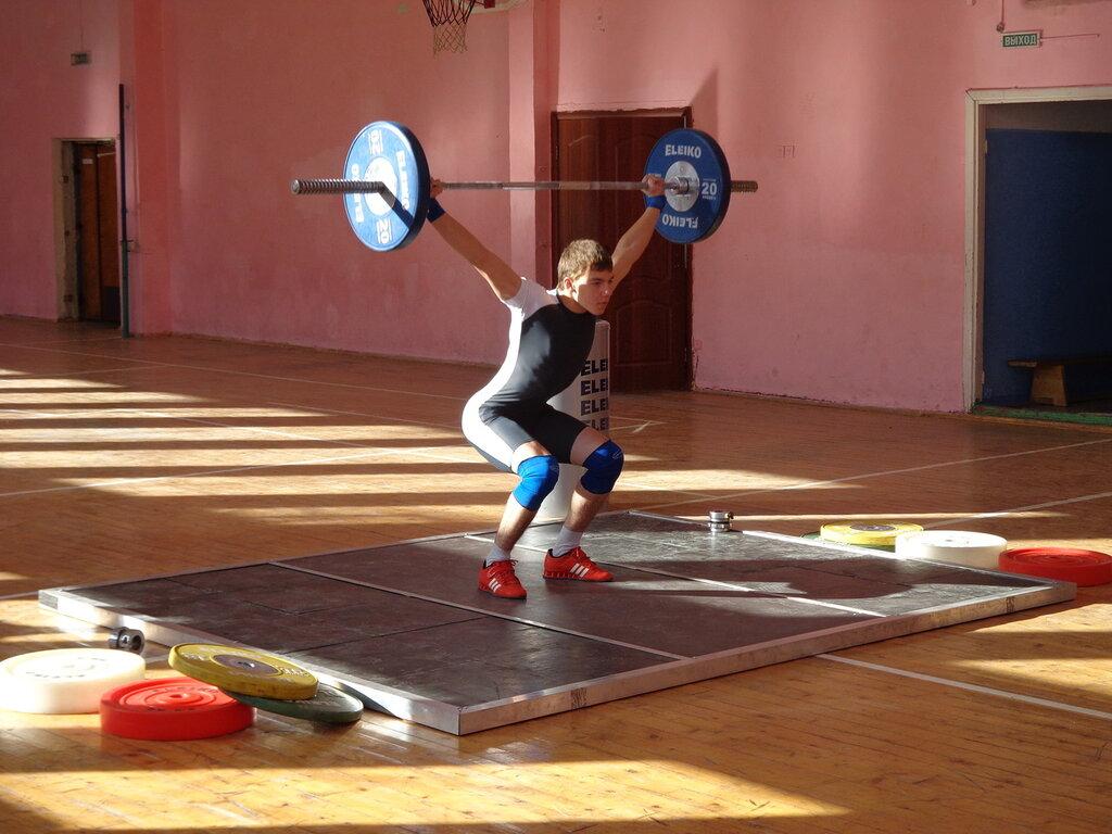 спорт открывает двери