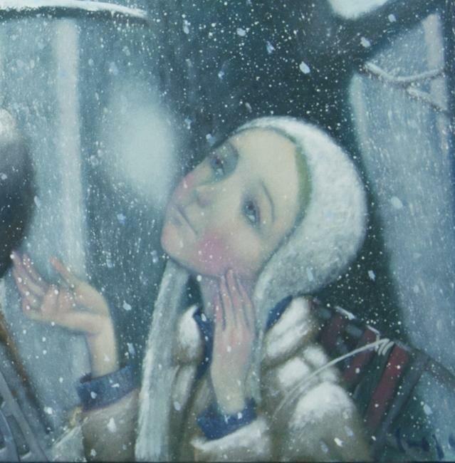 Наталья Сюзева. Девочки. Зима (фрагмент).jpg