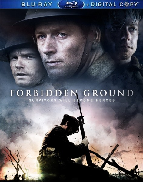 Раны войны / Forbidden Ground (2013) HDRip + DVDRip