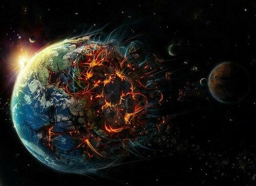 Расписание концов света