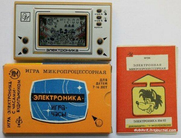 Электроника 24-01 с микки-маусом фото