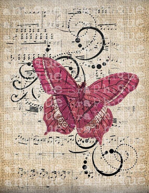 бабочка мастер класс