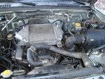 Купить контрактный двигатель б/у к автомобилю Nissan NAVARA двигатель 2.7 tdi из Европы с гарантией.