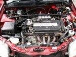 контрактные двигатели B18C4 Honda Civic VTi B16A2