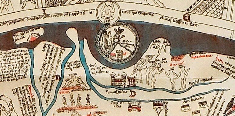 Где искали рай древние народы