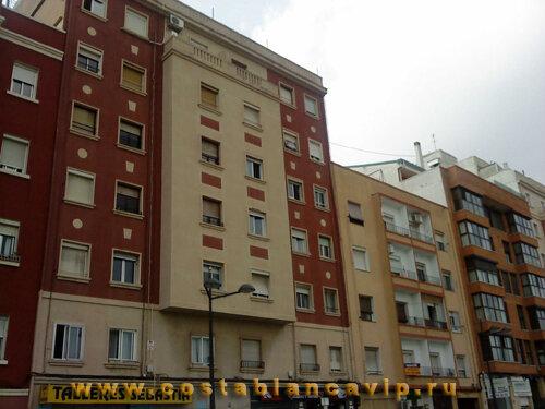 Квартира в Valencia, квартира в Валенсии, недвижимость в Валенсии, квартира в Испании, недвижимость в Испании, Коста Бланка, Costa Valencia, недвижимость от банка, залоговая недвижимость, квартира около парка