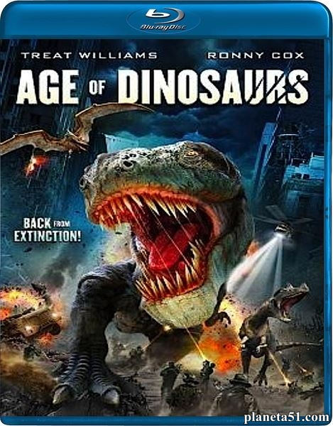 Эра динозавров / Age of Dinosaurs (2013/HDRip)