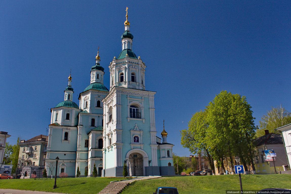 Украина: Прогулка по Сумам