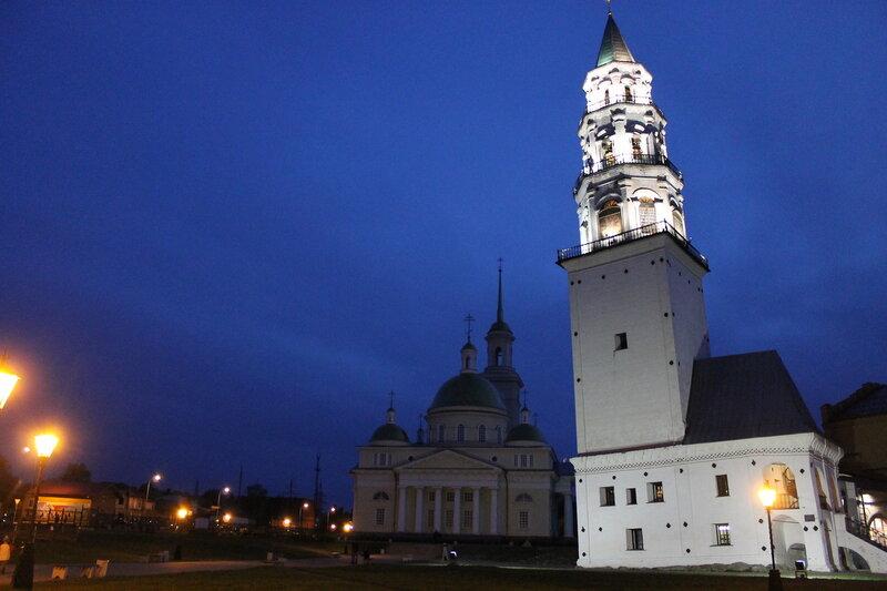 Ночь Музеев в Невьянске.