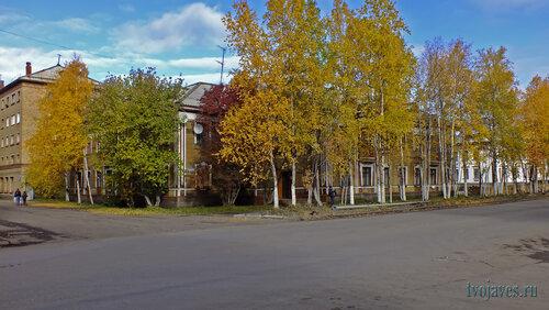 Фотография Инты №5904  Юго-западный угол Кирова 34 15.09.2013_13:13