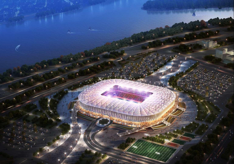 Где Строятся Стадионы К Чемпионату Мира 2018 В России