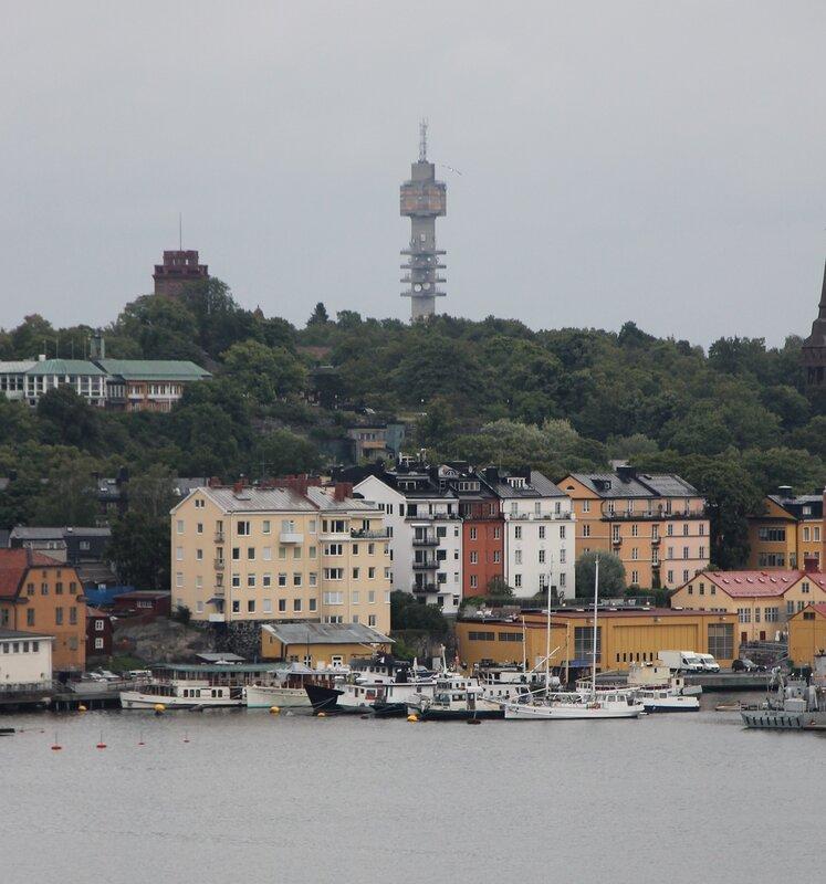 Stockholm. Стокгольм.