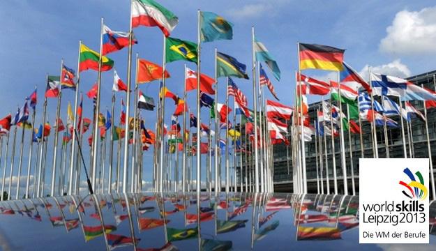 WorldSkills International. Лейпциг. 2013