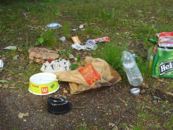 Рестораны быстрого питания являются одним из самых крупных производителей… мусора. Конечно, М