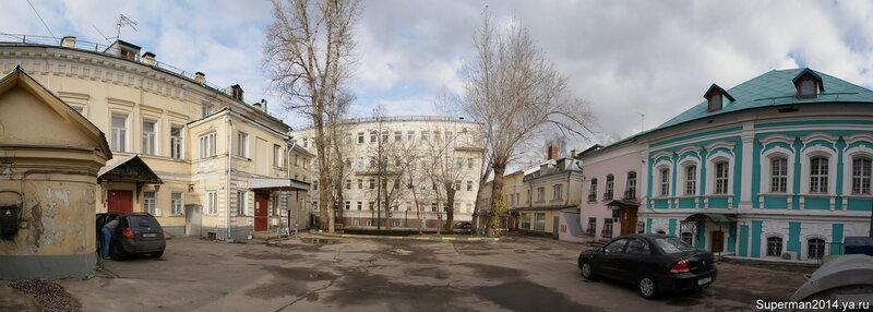 Городская усадьба Птицына-Залогиной