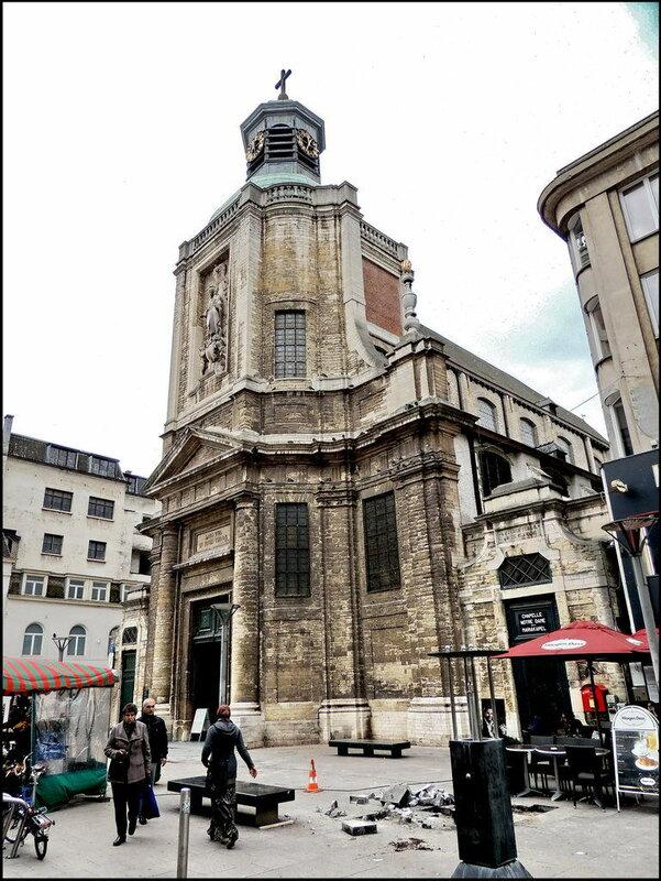 Bruxelles 9631 Église Notre-Dame du Finistère