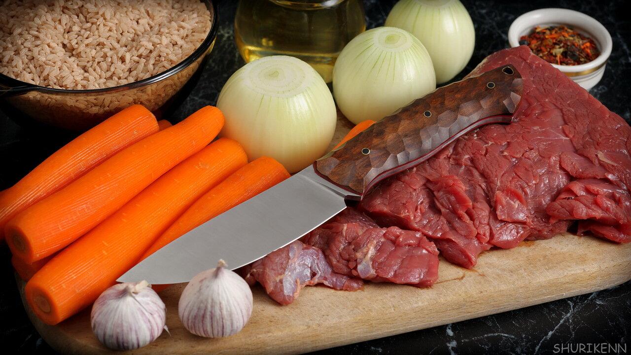 Грудки индейки одна морковка 2 стебля