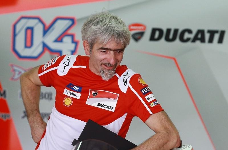 Джиджи Даллинья убеждет в перспективности проекта Ducati Moto3
