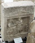 Стела Береники, жены Протиона. I-IIвв. н.э.