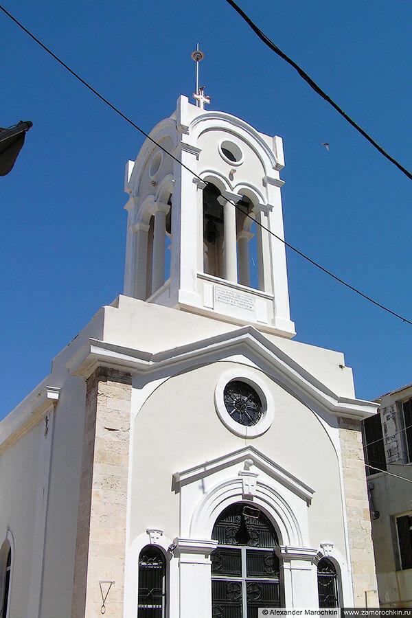 Церковь Владычицы Ангелов в Ретимно