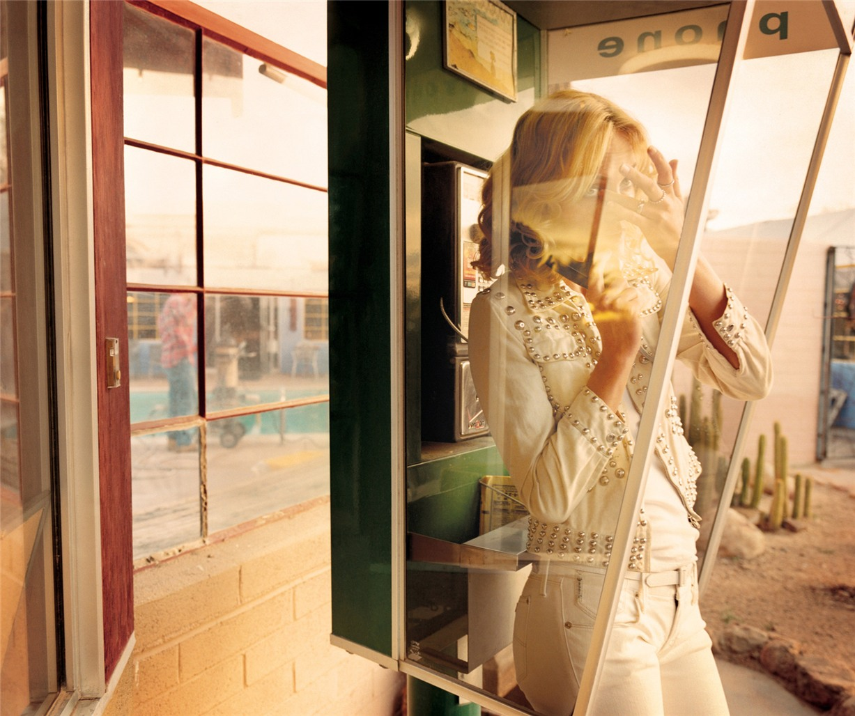 Эмбер Валлетта / Amber Valletta by Tom Craig - Vogue UK june 2008