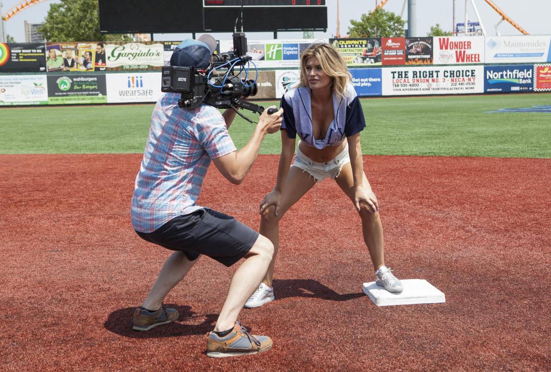 Саманта Хупс / Samantha Hoopes - how to steal 3rd base