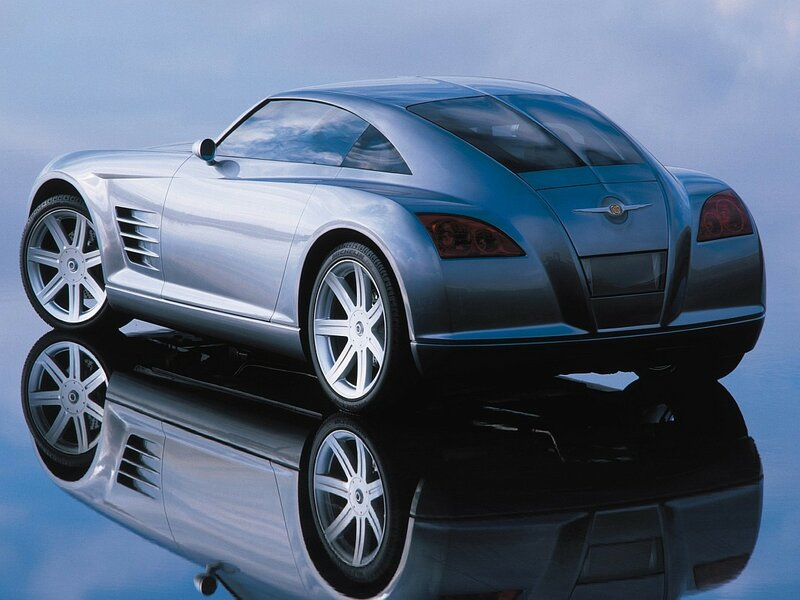 Chrysler Crossfire Concept, 2001