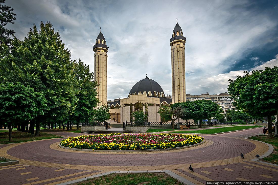 мечеть в нальчике фото