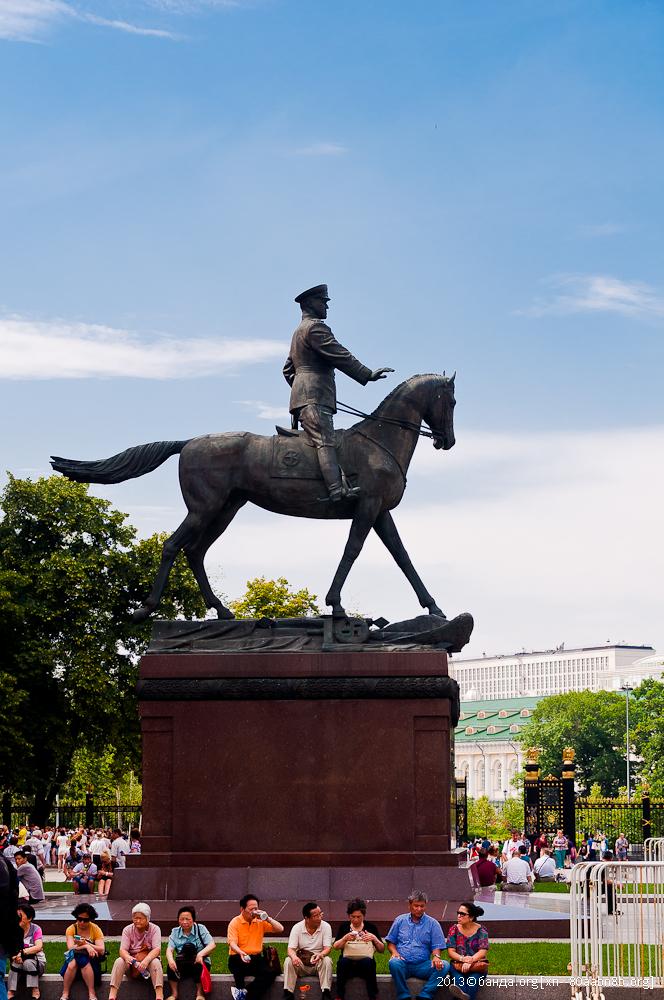 Москва. Красная площадь. Окрестности.