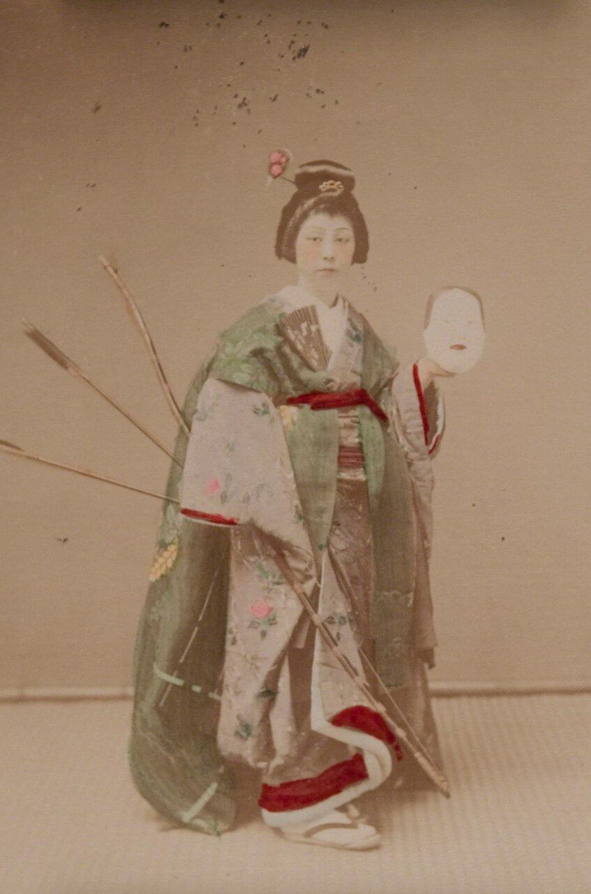 Японский актер