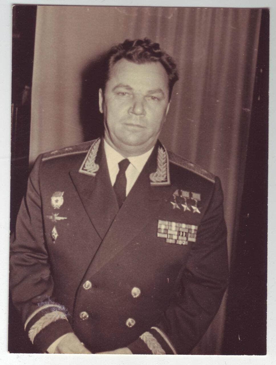 Генерал армии, 1957